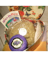 BEAUTIFUL SPA GIFT PACKAGE IN HEART SHAPED BOX - GREAT GIFT! - $37.00
