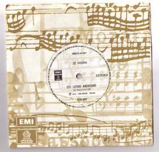 "Ze Rodrix Soy Latino Americano 7"" Brazilian 1976 EMI Odeon Brasil SBRCO-... - $11.98"