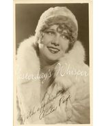 Anita PAGE ORG Fan PHOTO Metro GOLDWYN Mayer EN... - $9.99