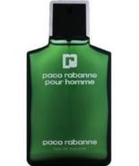 PACO RABANNE Pour Homme Toilette Spray 3.4 Fl oz For Men - $29.99
