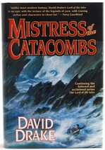 Mistress of the Catacombs David Drake The Lord of the Isles HC - $5.00