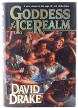 Goddess of the Ice Realm David Drake Lord of the Isles Saga HC - $5.00