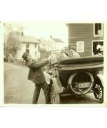SILENT COMEDY ORGINAL c.1917~VINTAGE CAR~PHOTO - $24.99
