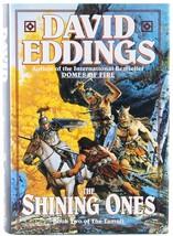 David Eddings The Shining Ones Book 2 The Tamuli HC 1st First Edition - $5.00