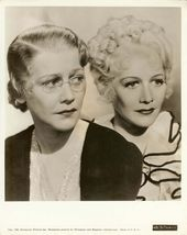 Gladys GEORGE Valliant CARRIE Org PUBLICITY PHOTO D88 - $9.99
