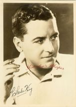 Charles KING Org Silent Era FAN Publicity PHOTO F691 - $9.99