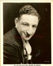 Sammy COHEN Silent COMEDIAN ORG Autrey PHOTO G2 - $19.99
