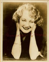 Josephine DUNN ORG MGM Publicity PHOTO G329 - $9.99