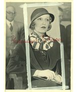 Claudia DELL Ziegfield BEAUTY Org 1932 PRESS PH... - $19.99