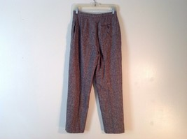 Great Used Condition Charter Club Petite Brown Tweed Pants Size 8P image 5