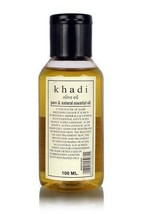Khadi Olive Oil Massage Oil It is An Ayurvedic Product Natural Goodness-... - $7.84