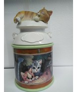 Jürgen Scholz Cat Canister With Freshness Seal - $47.49