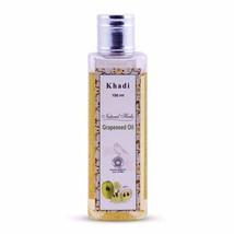 Khadi Natural Herbs Grapeseed Massage Oil Regen... - $11.30
