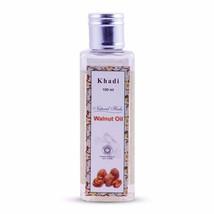Khadi Natural Herbs Walnut Massage Oil Regenera... - $13.11