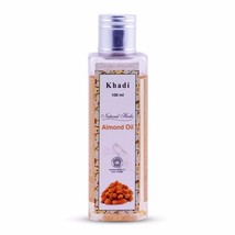 Khadi Natural Herbs Almond Massage Oil Regenera... - $11.30