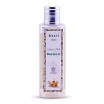 Khadi Natural Herbs Wheat Germ Massage Oil Rege... - $11.30