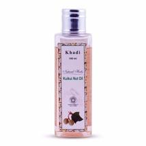 Khadi Natural Herbs Kuikui Nut Massage Oil Rege... - $13.11
