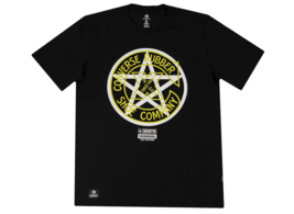 Converse x Neighborhood Tee Mens T Shirt Cotton Black or White NWT - $35.75