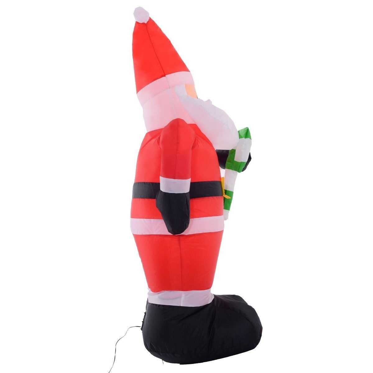 Inflatable christmas santa claus decoration ft airblown