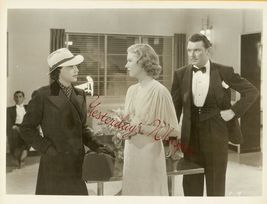 George BRENT Mona BARRIE Mountain JUSTICE ORG PHOTO J80 - $9.99