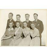 Priscilla LANE Jefrey LYNN Gale PAGE Vintage PH... - $14.99