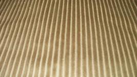 Sage Green Stria Velvet Upholstery Fabric  R300 - $69.95
