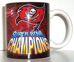 Tampa Bay Buccaneers Coffee Mug Super Bowl XXXVII 37 Cup NFL Football Vi... - $39.95
