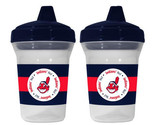 2-Pack Sippy Cups - Cleveland Indians