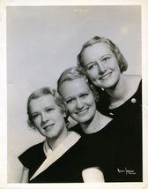 Neil SISTERS Blonde BLUES Singers SEYMOUR Photo... - $19.99