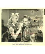 Marie WILSON Betty Jane RHODES Org Movie PHOTO G635 - $9.99