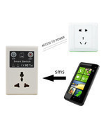 220v EU Plug Cellphone Phone PDA GSM RC Remote Control Socket Power Smar... - €30,78 EUR