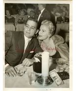 Marilyn ERSKINE FUR Ciro's HOLLYWOOD Nat DALLINGER Pic - $14.99