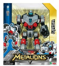Metalions Ursa Robot Animal Beast Transformation Action Figure Toy Robot image 1