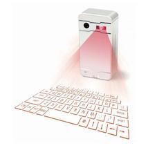 Mecall Tech Innovative Wireless Bluetooth Laser Projection Virtual Keybo... - £54.57 GBP