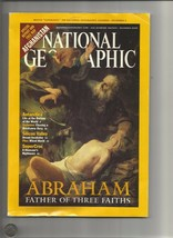 National Geographic Magazine (Dec. 2001) Abraham Father of Three Faiths - $2.12