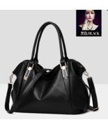 Fashion New Women Leather Shoulder Bags Mixed Color Handbags New~#002 - $39.99