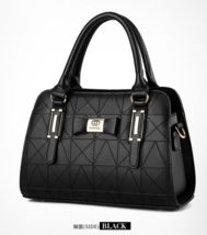 Six Color Women Leather Handbags Brand New Tote Bags C003-1 - $38.99