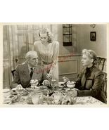 George IRVING Maris WRIXON Irene MANNING ORG PHOTO J217 - $14.99