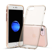 For iPhone 7 Gold Case Shamo's® TPU Rubber Transparent Soft Silicone Sho... - $6.96