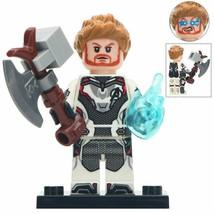 Thor (Quantum Suit) Marvel Avengers Endgame Lego Minifigure Include Stormbreaker - $2.99