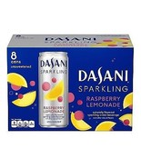 Dasani Sparkling Raspberry Lemonade - $18.76