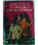 Three Investigators Mystery of the Silver Spide... - $15.00