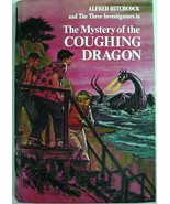 Three Investigators The Mystery of the Coughing Dragon no.14 Gibraltar L... - $16.00