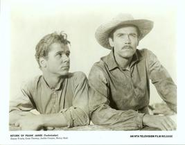 Henry Fonda~Jackie Cooper~RETURN FRANK JAMES~NT... - $9.99
