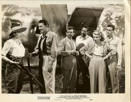 C205~Vera RALSTON~ANGEL ON THE AMAZON~Movie Sti... - $9.99