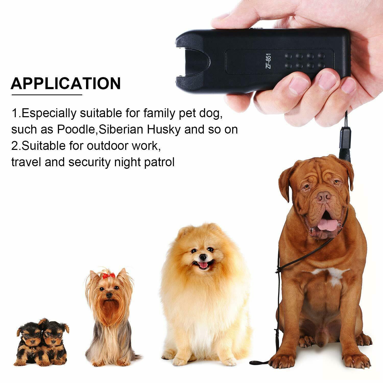 Anti Dog Barking Ultrasonic Training Device Stuff Nice Bark Trainer Gadget Dogs