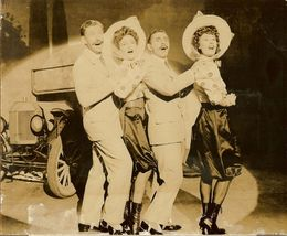 Eddie Cantor Constance Moore Show Business Photo C826 - $9.99