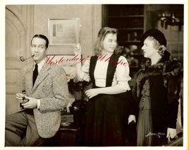 Dorothy McGguire Don Cook photo Lucas-Pritchard... - $24.99