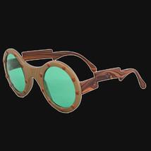 Steampunk Mad Scientist GIZMO AVIATOR GOGGLE GLASSES Cosplay Costume Acc... - $4.92