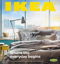 IKEA 2015 home furnishings store catalog magazine furniture Sweden USA - $7.99